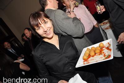 Martinis and Mistletoe Fundraiser