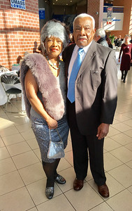 Lura and Robert Smith of Lowell