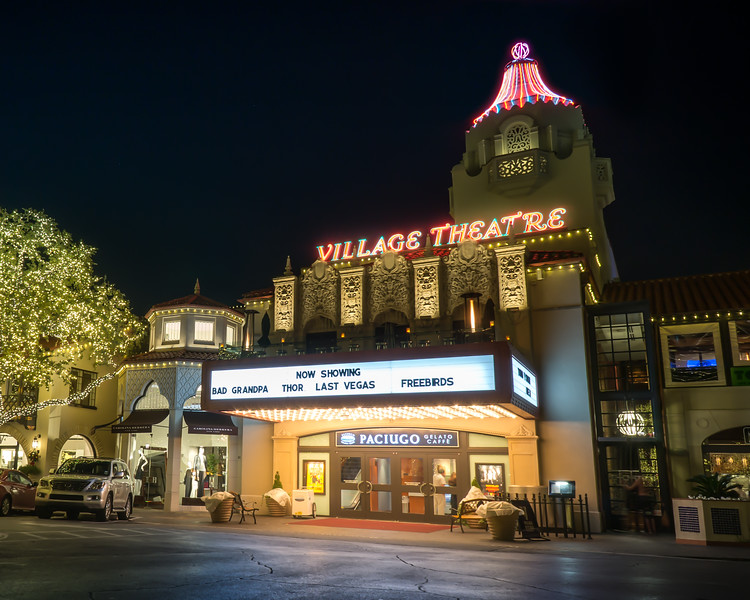 The Village Theatre