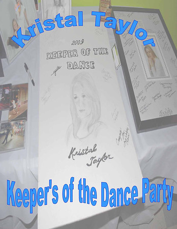 2009 Kristal Taylor Keepers of the Dance Party
