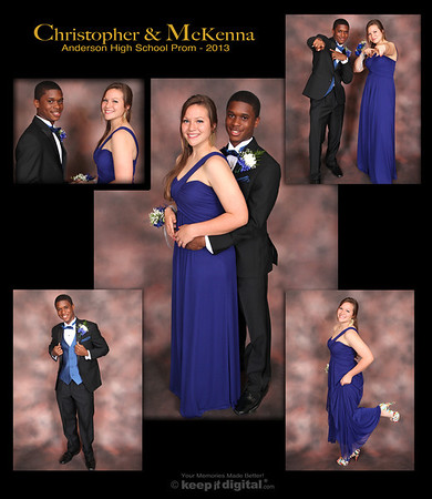 Christopher and McKenna Prom