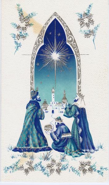 Grandma Frieda's Christmas Card