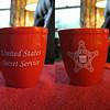 Secret Service Souvenir Cup