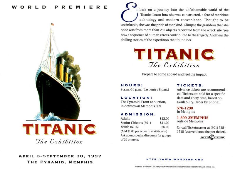 Titanic: The Exhibition
