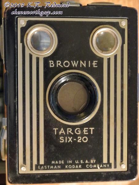1946 Kodak Brownie Target Six-20