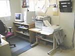 computer printer fax in reception area 2000 June 28th