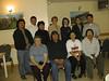 Board members at Keewaytinok Native Legal Services Annual General Meeting 2001 October 2nd.