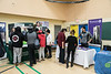 Career Day at Northern Lights Secondary School in Moosonee 2017 February 23rd. Contact North. University of Western Ontario.