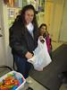 Hallowe'en 2013 at Keewaytinok Native Legal Services.