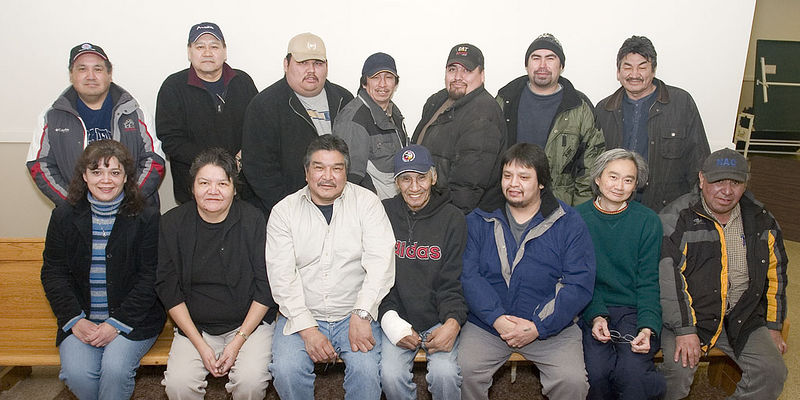 Keewaytinok Native Legal Services. Workshop held in Moosonee as part of our 2006 Annual General Meeting.