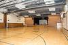 Gymnasium at James Bay Education Centre.