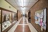 James Bay Education Centre hallway.