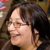Keewaytinok board member Madeline Iserhoff