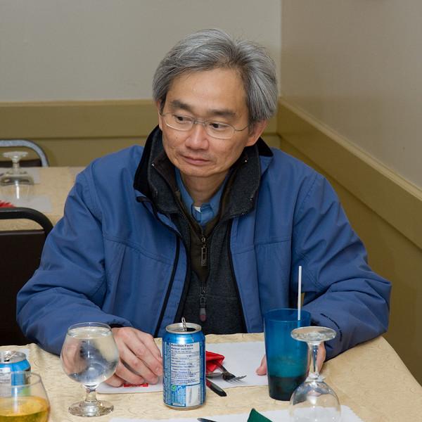 Fintan Lee, staff lawyer