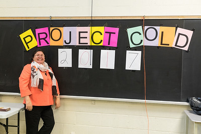 Project Cold III 2017 December 6
