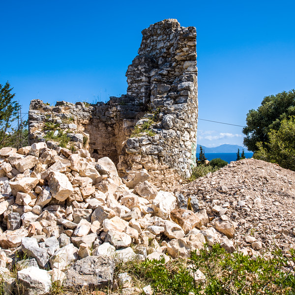 Early Christian chapel