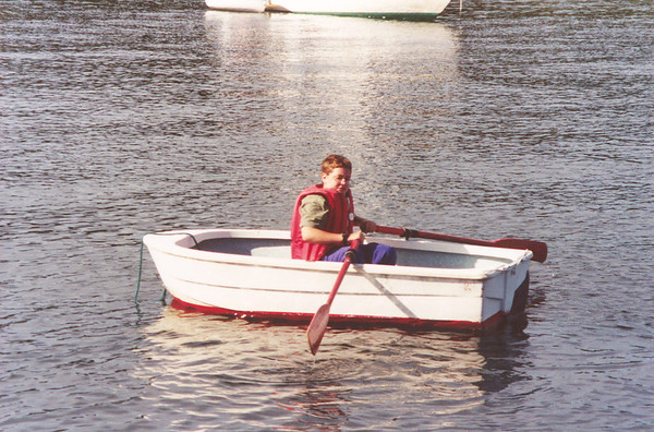 Kegan Boating