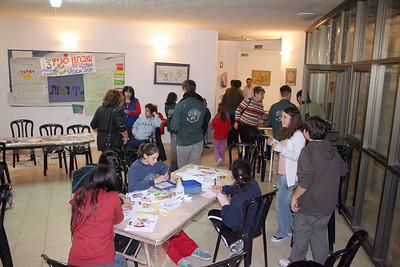 Open evening December 2006