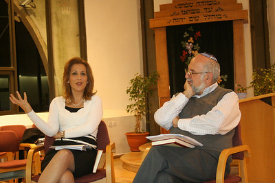 Dr. Aliza Lavi III, Prof. Avigdor Shinan