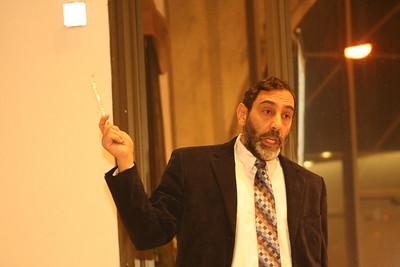 Pinchas Landau on the Economic Crisis