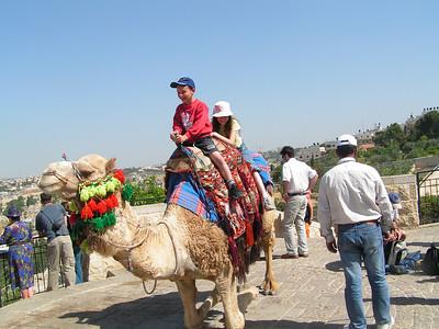Pesach 2005 Jerusalem