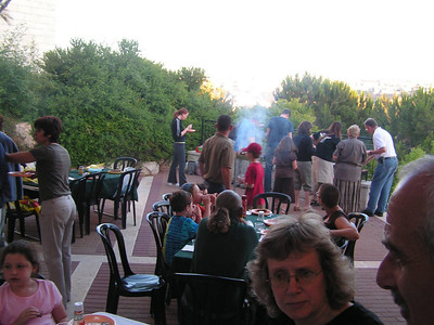 Yaar Ramot Barbeque 2006