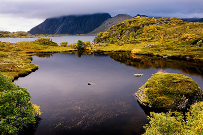 Stjernfjorden│Lofoten│Norway