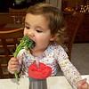 Loving broccoli....even raw!!