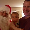 My very first encounter with Santa Claus!
