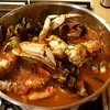First attempt at the San Francisco Cioppino... Came out absolutely delicious!