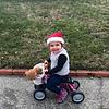 Christmas bike ride