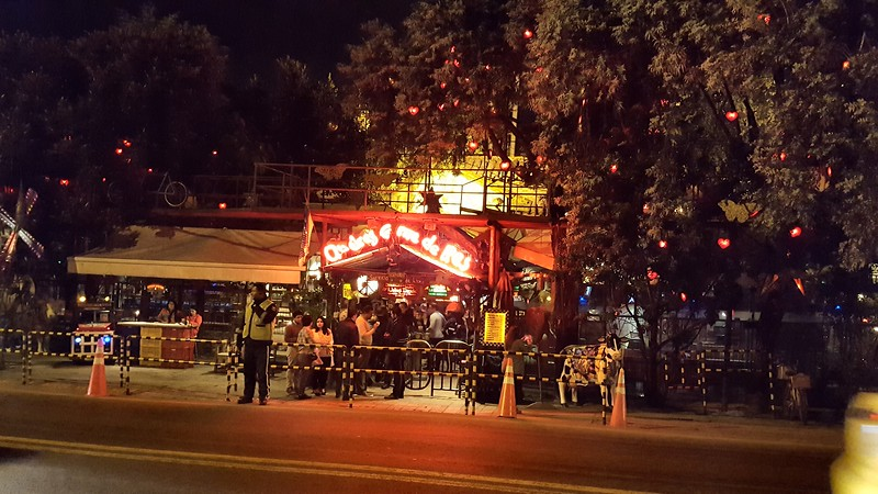 "Iconic steakhouse ""Andres Carne de Res"" - an hour drive from Bogota but well worth it!"