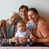 The four generations :)
