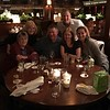 "All together at ""Seasons 52"" restaurant in Tampa"