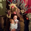 """What's That??"" Krampus made an appearance in Fairfax..."