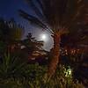 Full moon over Kauai