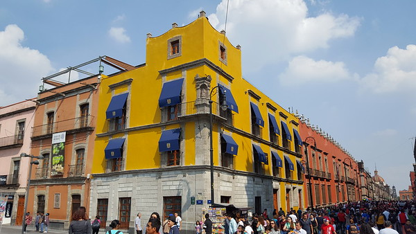 Mexico City  - November 2017