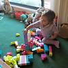 "My new ""Mega Blocks"". Thank you Simon, I love it!!"