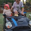 She got a ride! :D