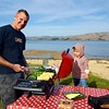 Barbecue in Tomales State Park