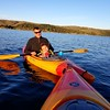 Another glorious paddle on Tomales Bay