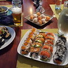 Amazing home-made sushi!!