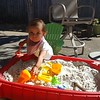 Loving my new personal sand box!