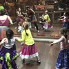 Learning to dance a la Colombiana