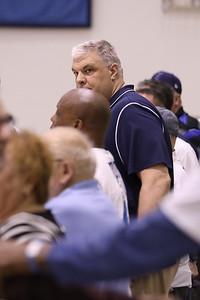 Chuck Everson, member of the 1985 Villanova National Championship Team