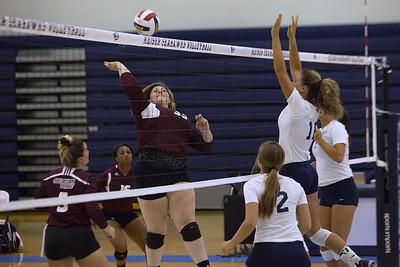 Keiser University Volleyball vs Calumet College of St. Joseph (Ind.) Sept. 4, 2015