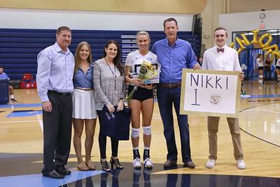 Keiser Senior Nikki McKown