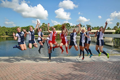 Women's Soccer Freshmen 2