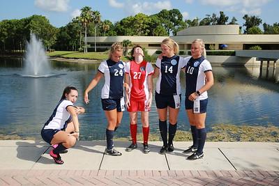 Women's Soccer Sophmores 2