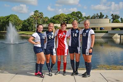 Women's Soccer Sophmores 3
